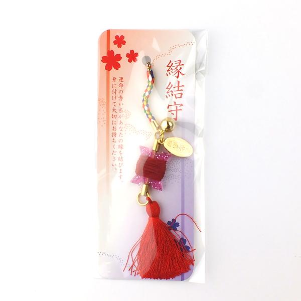 縁結び守(糸巻き)