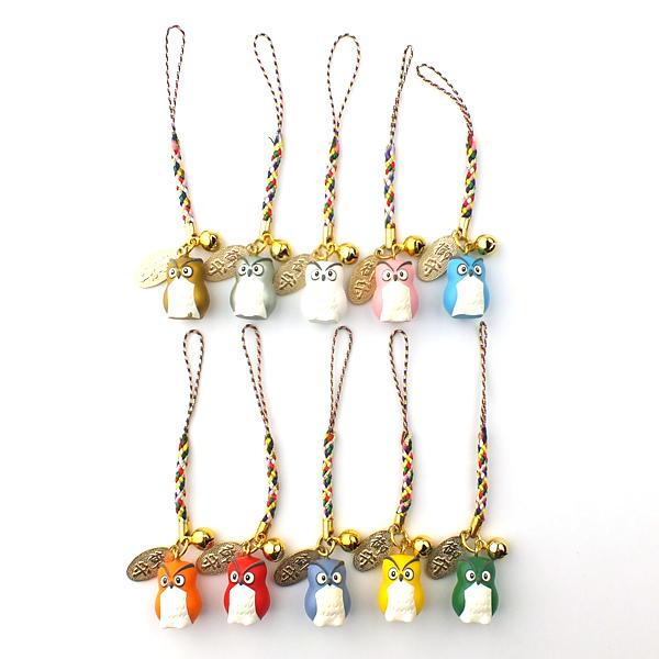 福ろう根付け ゴールド|シルバー|ホワイト|ピンク|ブルー|オレンジ|レッド|ラベンダー|イエロー|グリーン