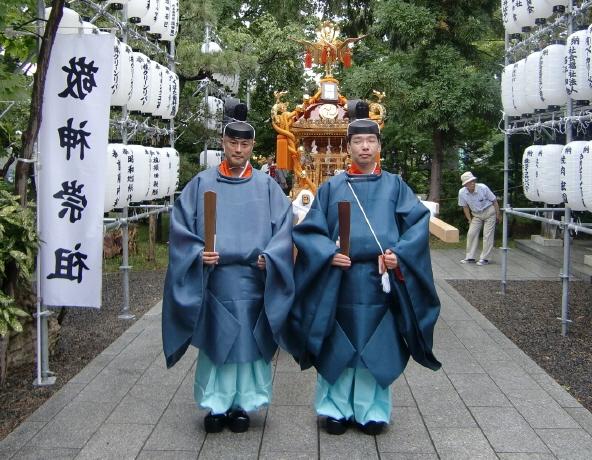 平成24年 秋季例祭