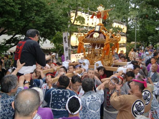 西野神社 拝殿