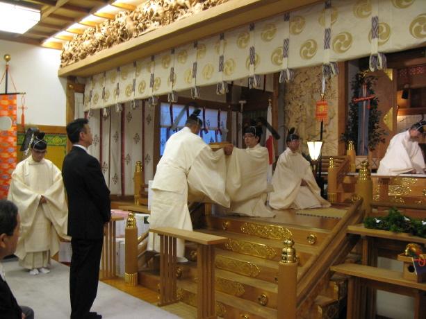 西野神社宵宮祭