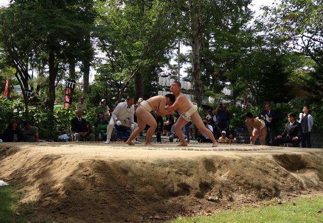 中学校新人相撲選手権大会