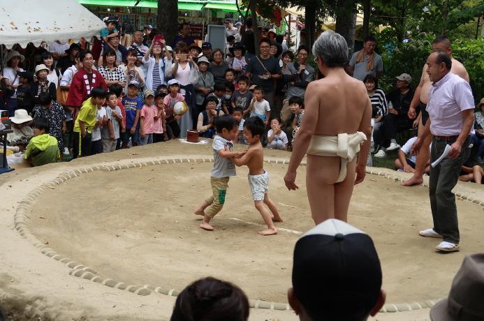 子供相撲大会