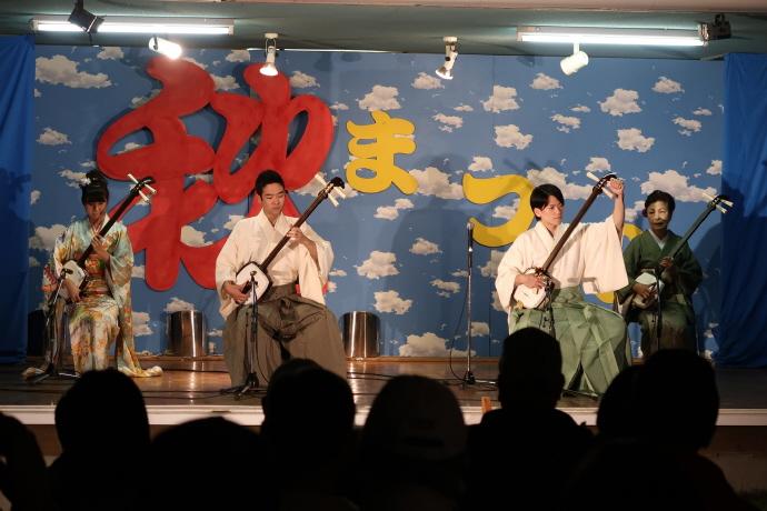 民謡・歌謡ショー