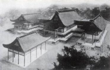 宮中三殿 - 西野神社 社務日誌