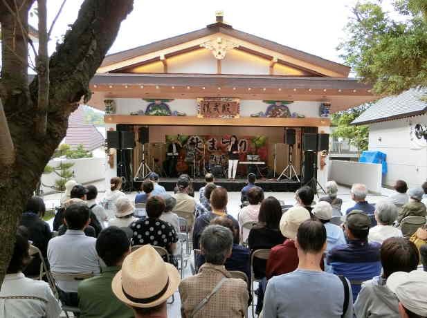 西野神社秋まつり ジャズフェスティバル