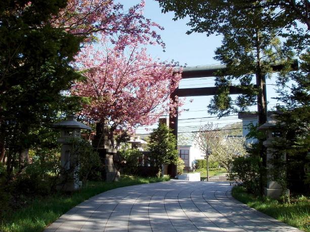 西野神社鳥居