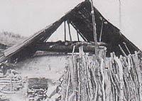 炭焼き小屋