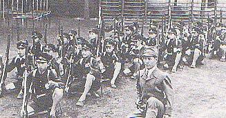 戦時中の教練