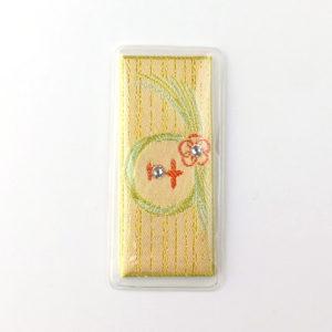 輝石守カード叶 金茶